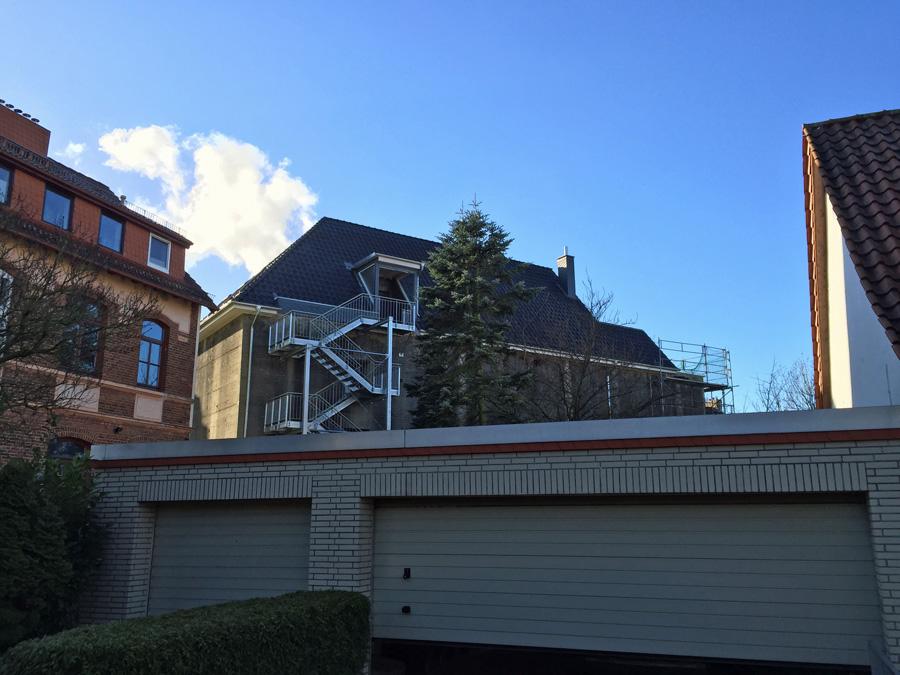 MFH Tragendes Außenmauerwerk und Verblendarbeiten