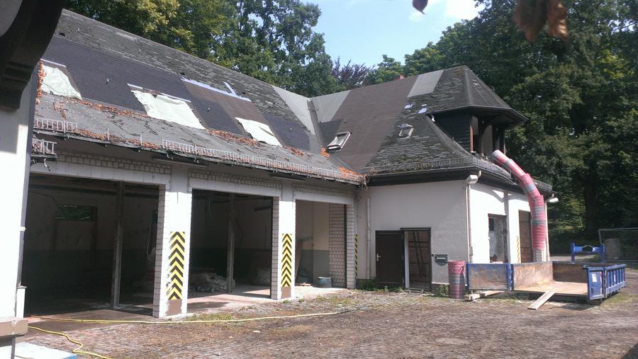Umbau alte Feuerwache in Bremen