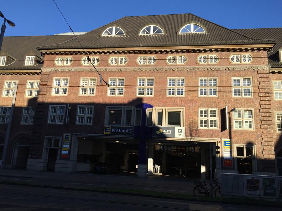 Umbau Postamt 5 Bremen