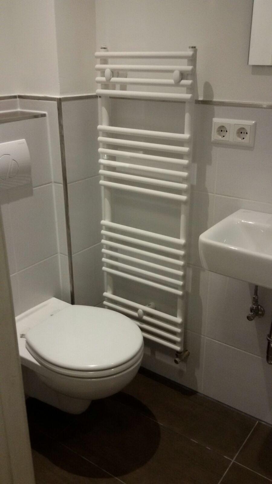 Gäste WC Neugestaltung